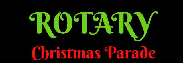 2021 Fayetteville Rotary Christmas Parade Rotary Christmas Parade Rotary Christmas Parade